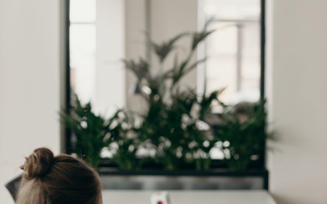Blijf actief op kantoor met een actieve kantoorinrichting