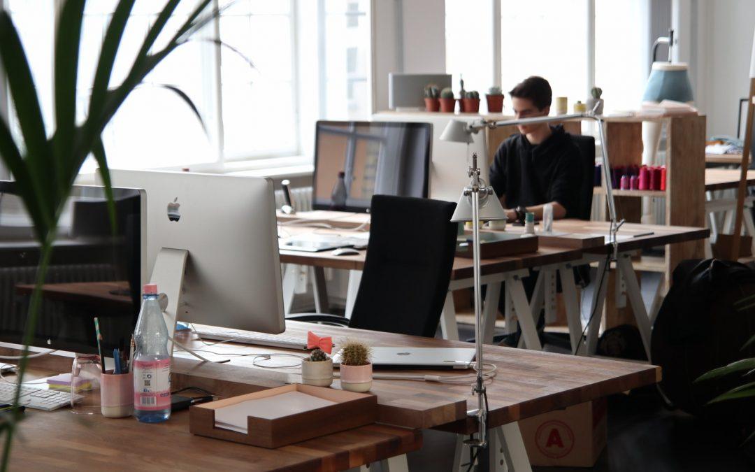 Mooie meubels voor op kantoor